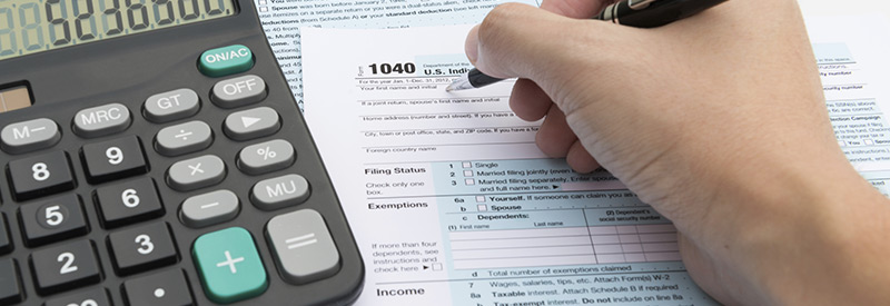 Tax Time - Deducting the Expenses of Owning a Home