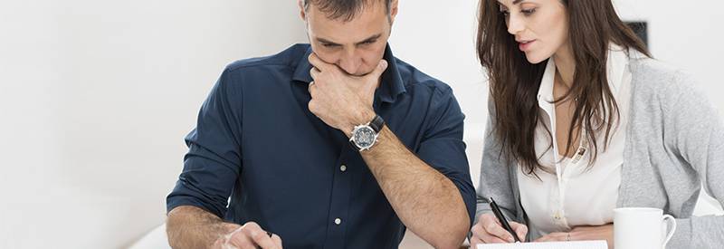Anxiety and the Home Loan Process
