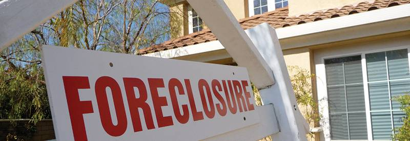 Why you should avoid foreclosure