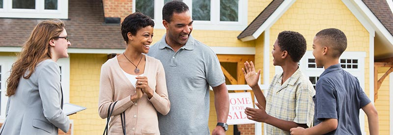 family sold their home at the best time